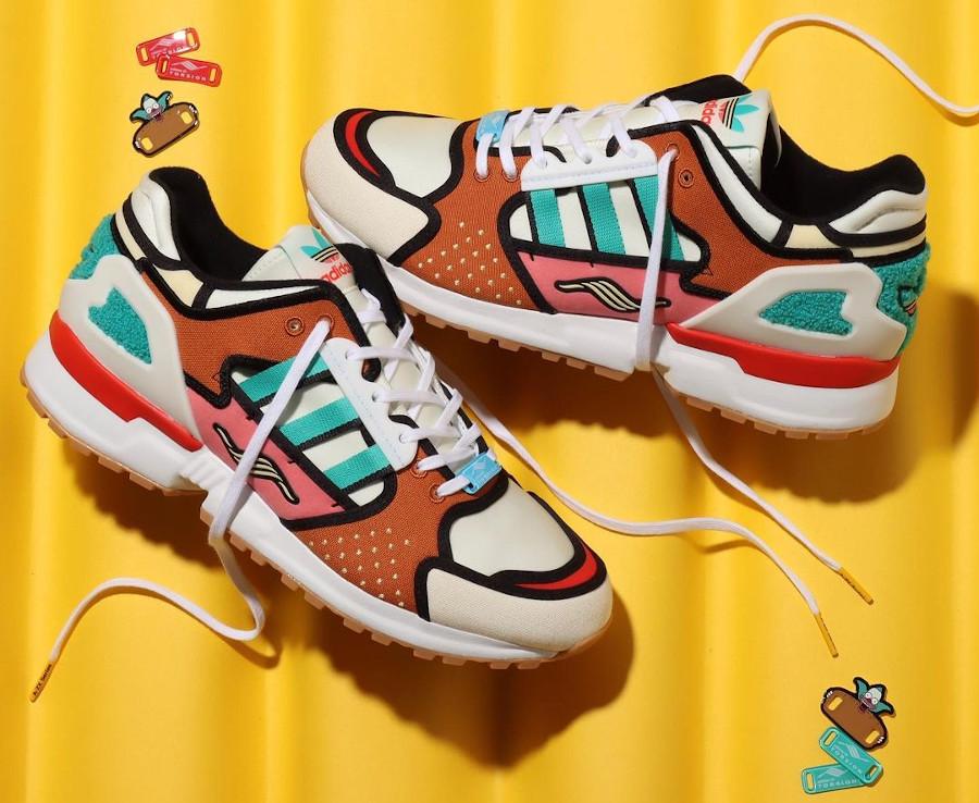 Adidas ZX10000 Crusty Le Clown (1)
