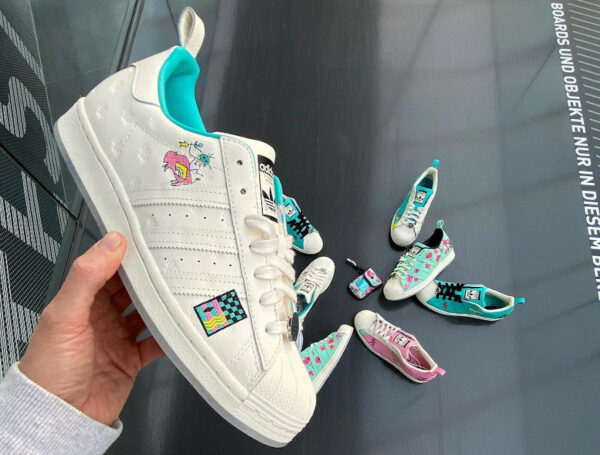 Adidas x Arizona Iced Tea Superstar Adizona