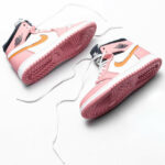 Women's AJ1 High Zoom Comfort Pink Glaze