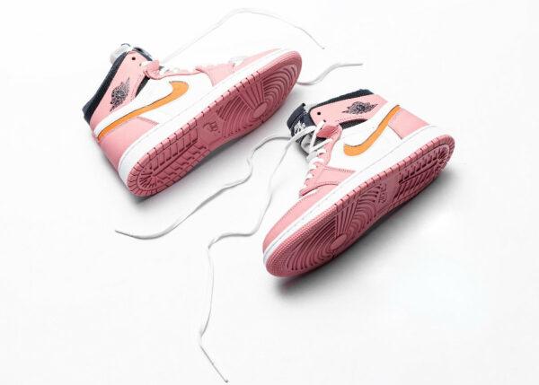 Air Jordan 1 High Zoom CMFT Pink Glaze CT0979-601