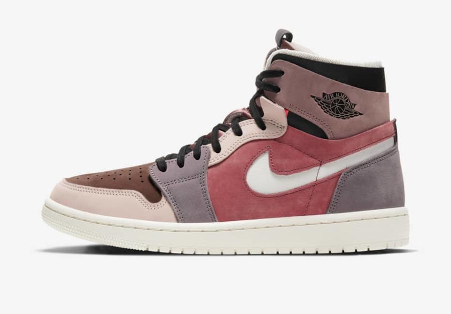 Air Jordan 1 Zoom Comfort Rust date de sortie