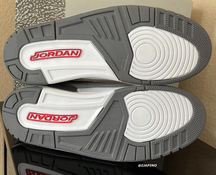 Air Jordan 3 en suède gris (elephant print) (5)