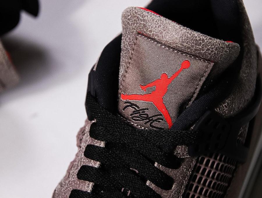Air Jordan 4 Retro Taupe Haze stankcks (1)