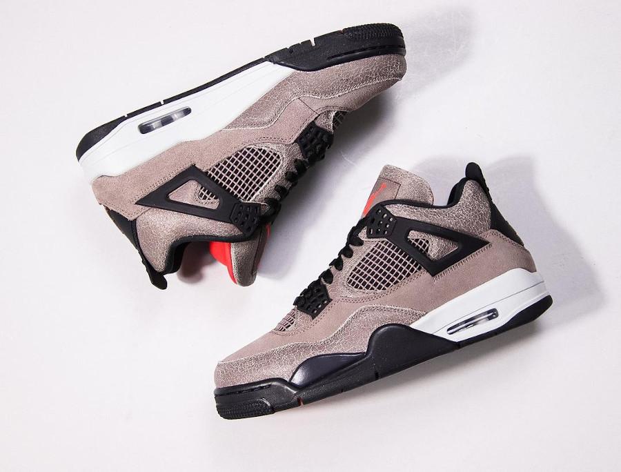 Air Jordan 4 Retro Taupe Haze stankcks (2)