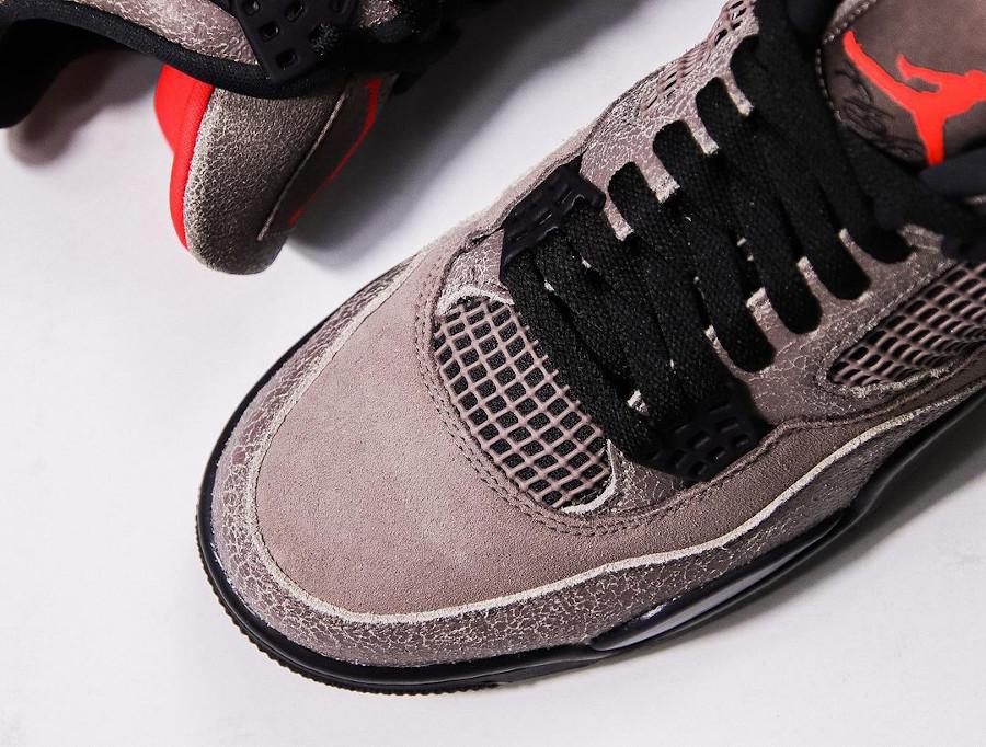 Air Jordan 4 Retro Taupe Haze stankcks (5)