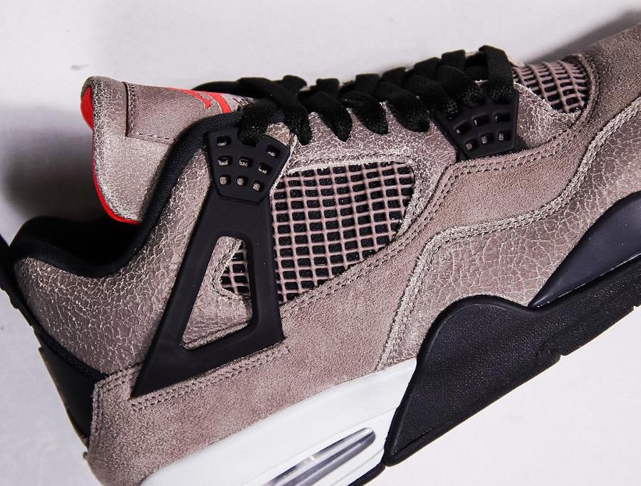 Air Jordan 4 Retro Taupe Haze stankcks (6)