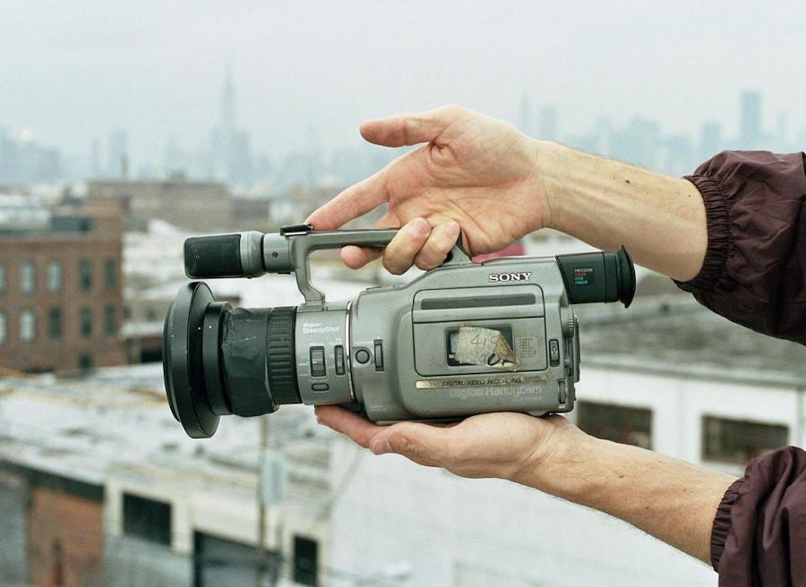 Camescope Sony DCR-VX1000
