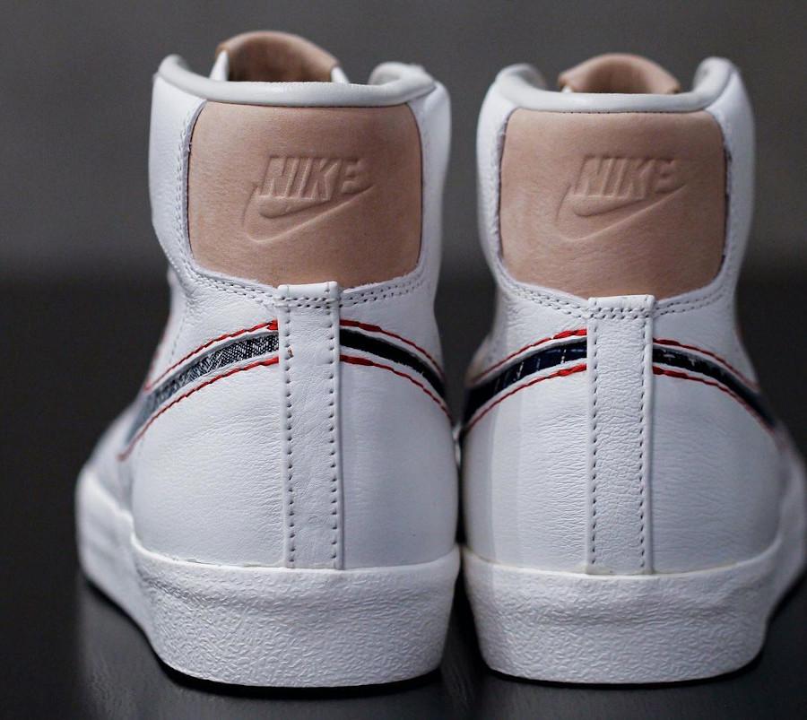 DNHM x Nike Blazer Vintage jeans indo (1)