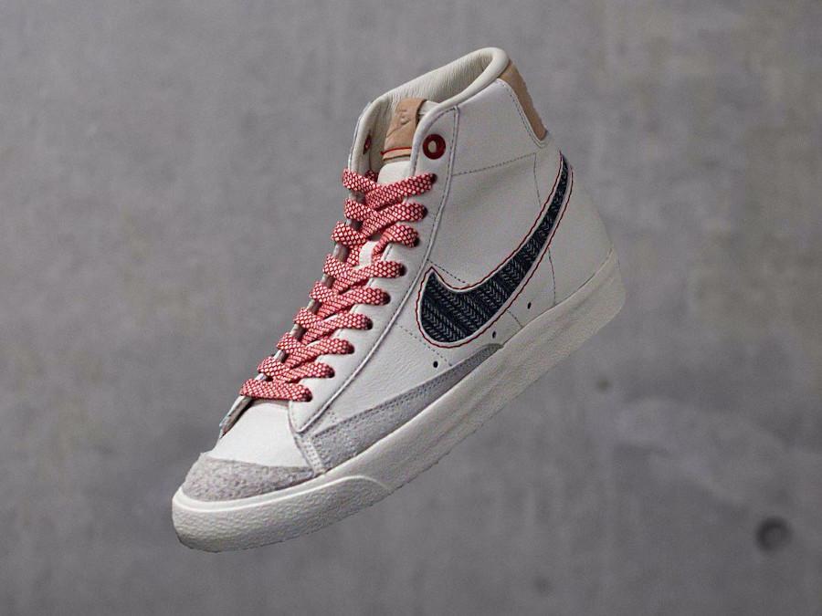 DNHM x Nike Blazer Vintage jeans indo (3)