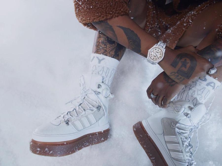 Ivy Park x adidas Super Sleek Boot Icy Park (1)