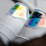 Nike Air Force 1 '07 LV8 Iridescent Digital Pixel Swoosh