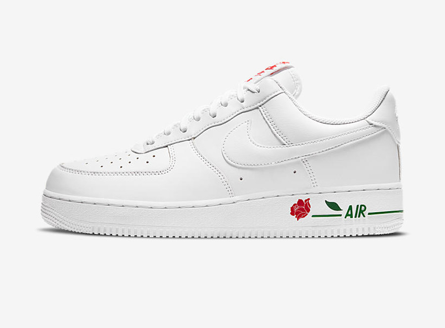 Nike Air Force 1 Lux White Bag