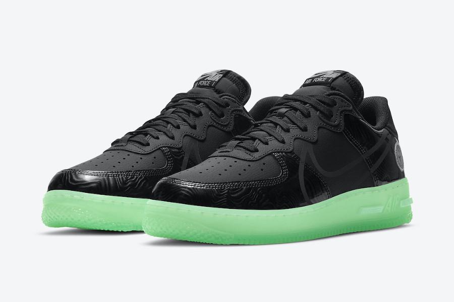 Nike Air Force 1 React All-Star 2021 date de sortie