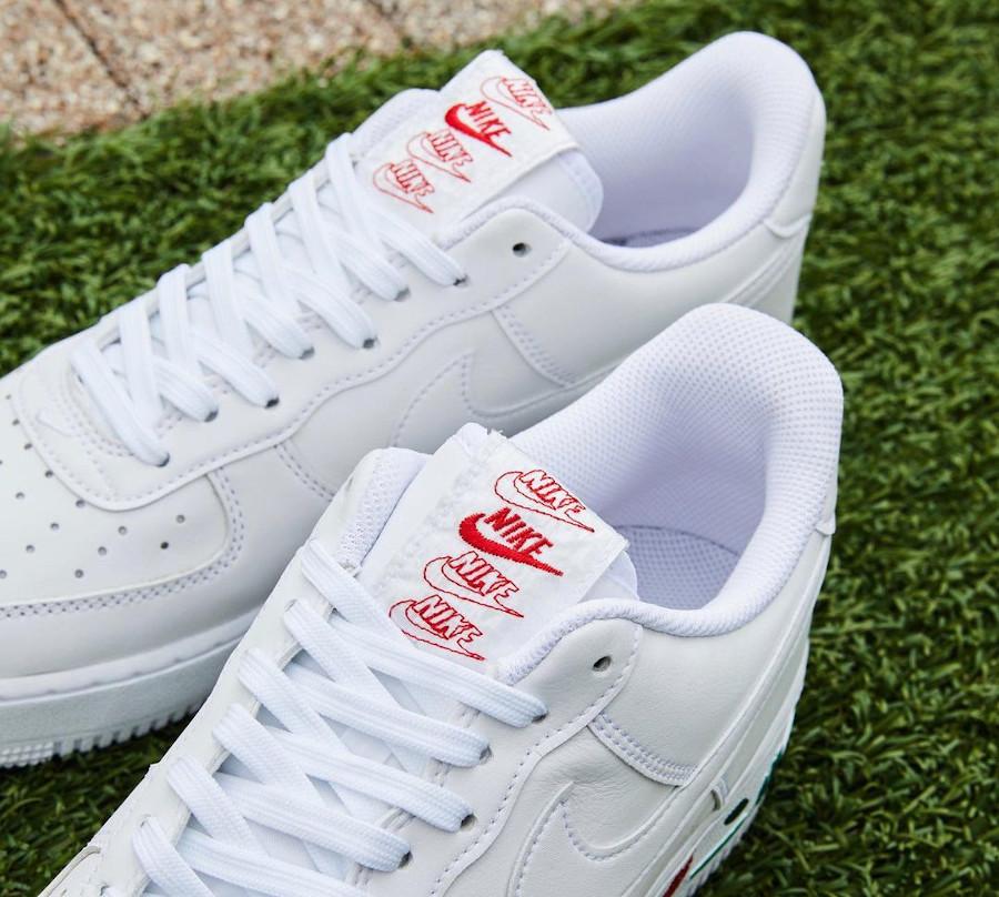 Nike Air Force One blanche 2021 Bodega (4)