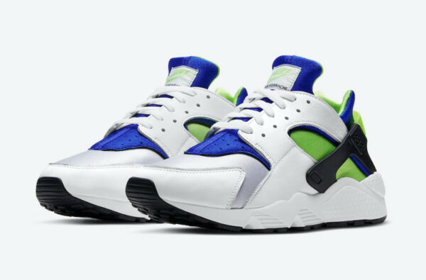 Nike-Air-Huarache-Scream-Green-DD1068-100-date-de-sortie
