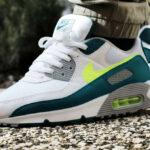Nike Air Max III OG Hot Lime 2021