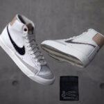 Denham x Nike Blazer Mid '77 Premium 'Sail' Midnight Navy