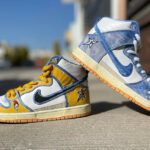 Carpet Company x Nike Dunk High Pro SB Royal Pulse