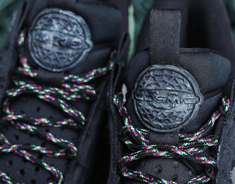 Nike Cosmic Unity noire et verte (4)