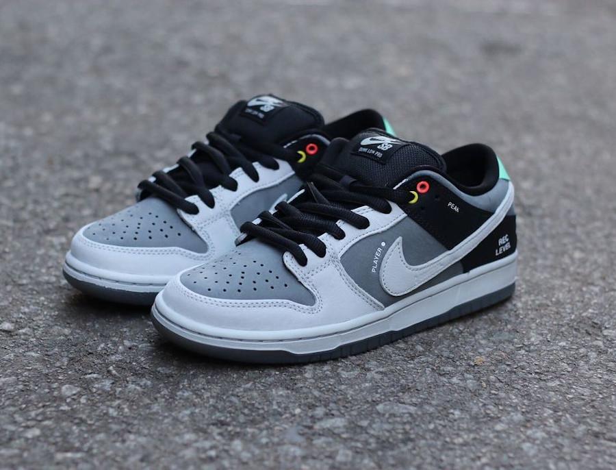 Nike Dunk Low Pro SB Smoke Grey Pure Platinum (1)