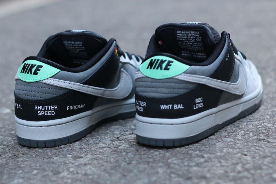Nike Dunk Low Pro SB Smoke Grey Pure Platinum (2)