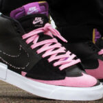Nike SB Zoom Blazer Mid Edge L Black Pink Purple Nebula (Hack Pack)