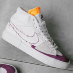 Nike Zoom Blazer SB Mid Edge Viotech White