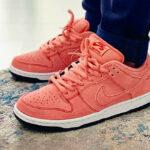 Nike SB Dunk Low Pro Pink Pig