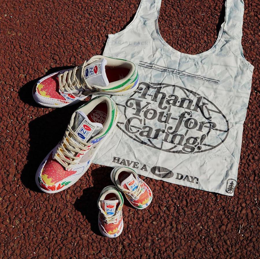 Nike SP Dunk Low City Market TYFC DA6125-900