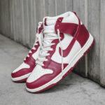 Nike Wmns Dunk High Team Red