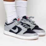 Nike Wmns Dunk Low SP College Navy Wolf Grey