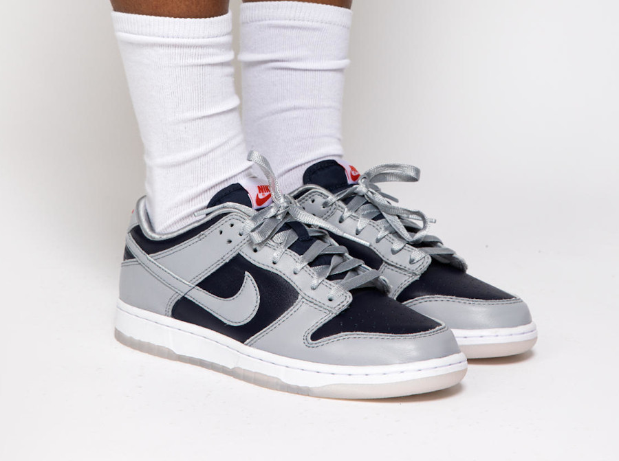 Nike W Dunk Low SP 2021 College Navy DD1768 400