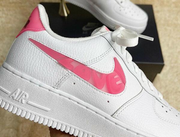 Nike Wmns Air Force 1 AF1 07 SE Love For All CV8482-100