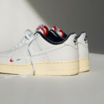 Kith x Nike Air Force 1 Premium Paris