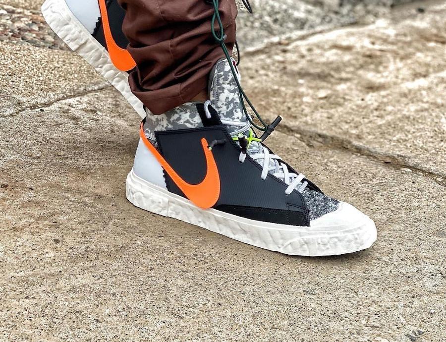 Nike x Readymade Blazer Mid Grind Black CZ3589-001