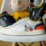 Peanuts x Puma Ralph Sampson Low 'Snoopy'