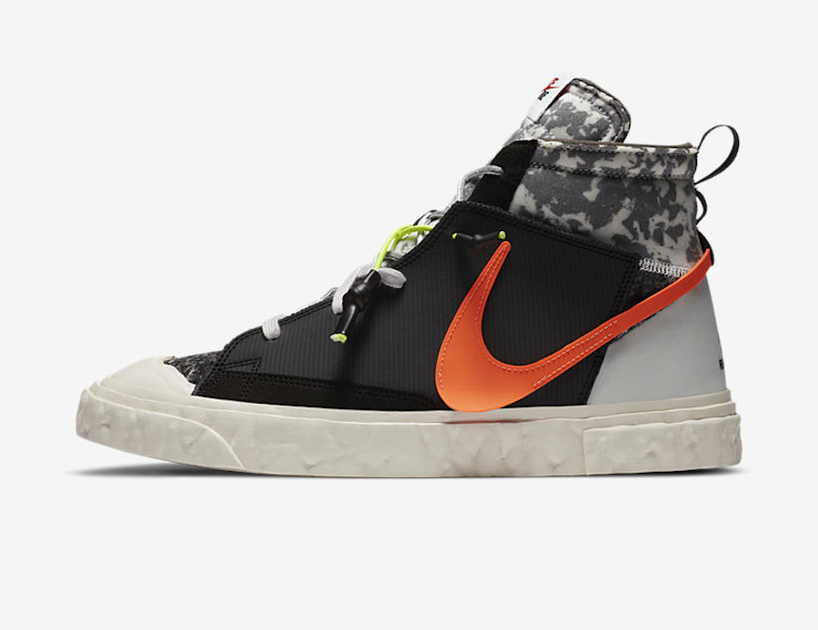 Readymade x Nike Blazer Mid Black