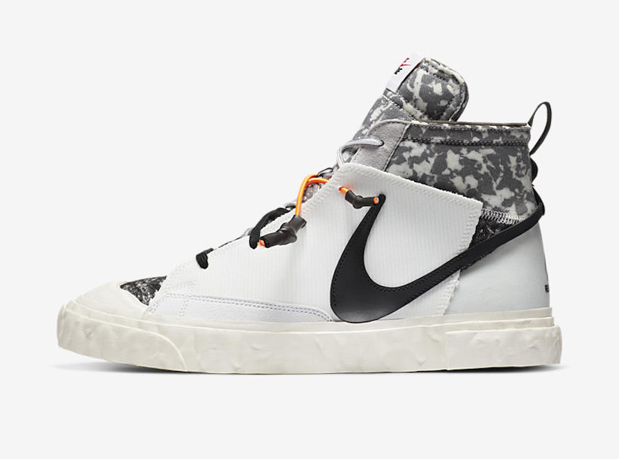 Readymade x Nike Blazer Mid White