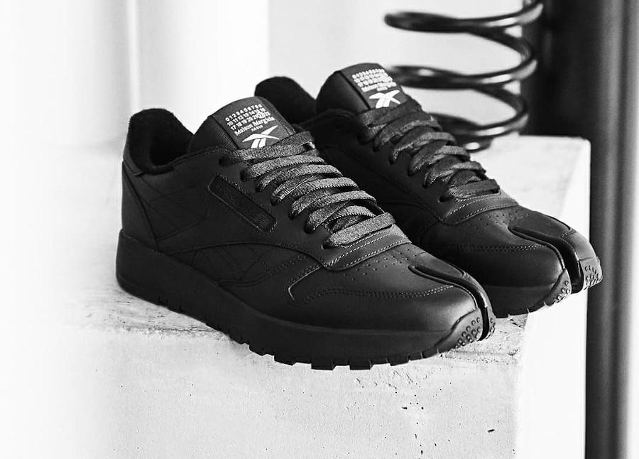 Reebok Classic Leather Tabi noire H04864 (1)