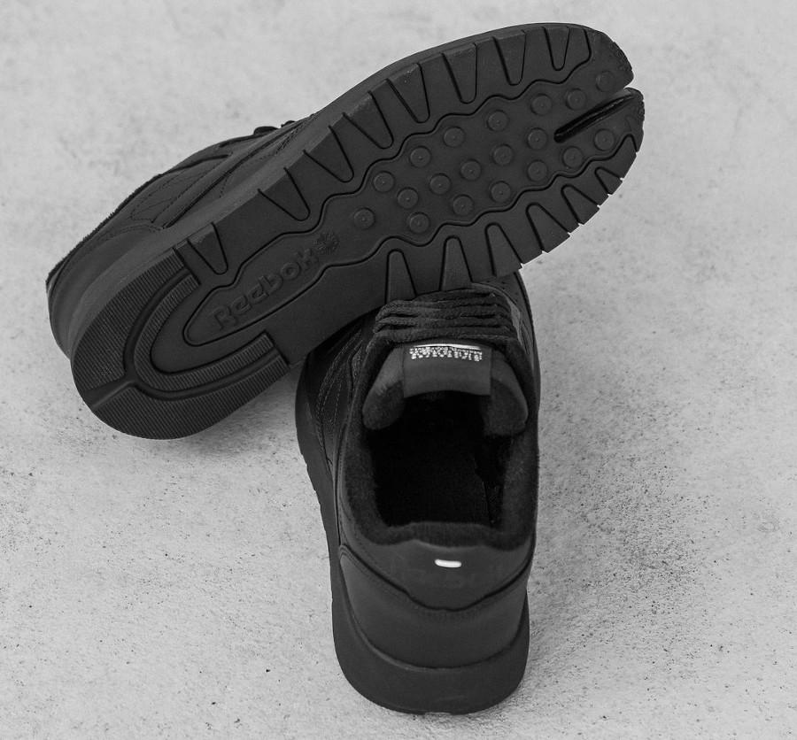 Reebok Classic Leather Tabi noire H04864 (2)