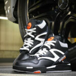 Reebok Pump Omni Zone II Black 'Dee Brown' 2021 (30th Anniversary)