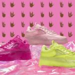 Cardi B x Reebok Classics Neon Pack
