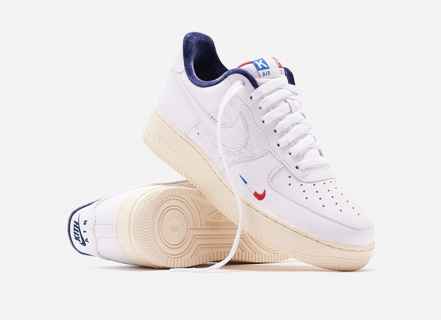 Ronnie Fieg x Nike Air Force One 2021 Tricolore (1)