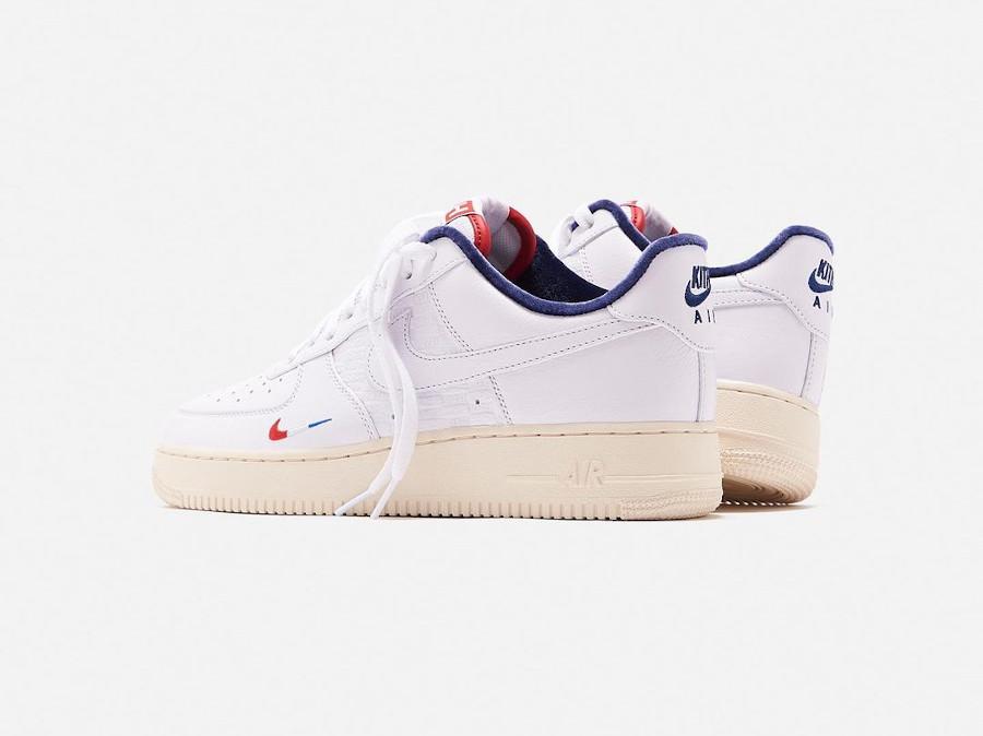 Ronnie Fieg x Nike Air Force One 2021 Tricolore (3)
