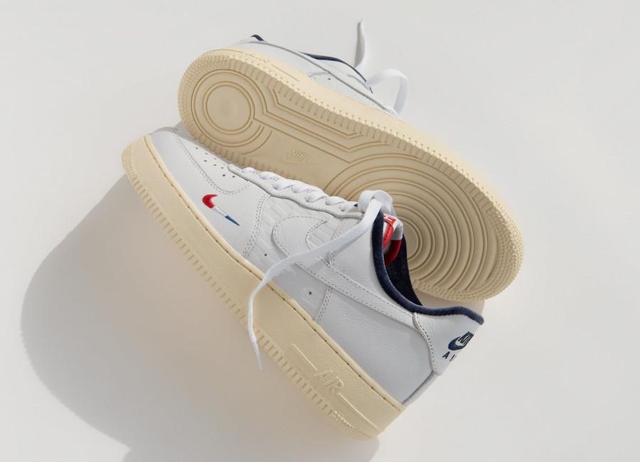 Ronnie Fieg x Nike Air Force One 2021 Tricolore (6)
