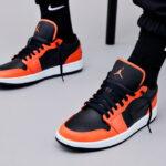 Air Jordan I Low SE 'Turf Orange'