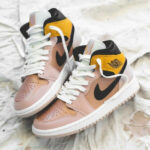 Women's Air Jordan 1 Mid SE 'Particle Beige'