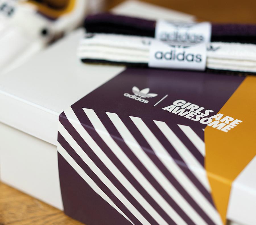 Adidas GAA boîte