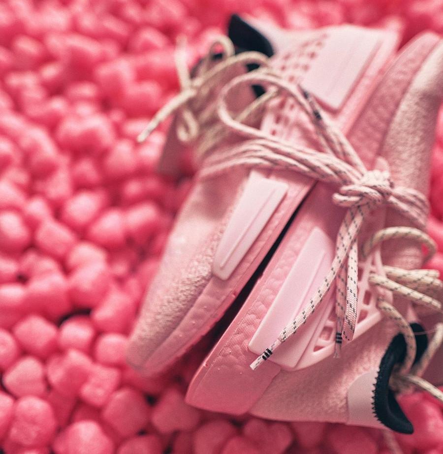 Adidas NMD HU 2021 rose bonbon (4)