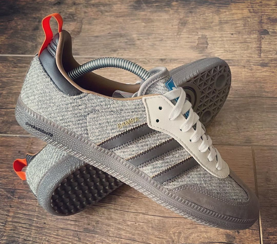 Adidas Samba Wild Brown H04941